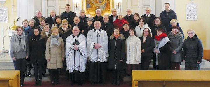 Diecezjalne Spotkanie Dyrygentów i Prezesów Chórów, Zespołów i Orkiestr w Skoczowie