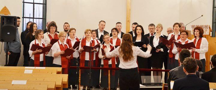 I Ekumeniczny Koncert Pasyjny w Dębowcu