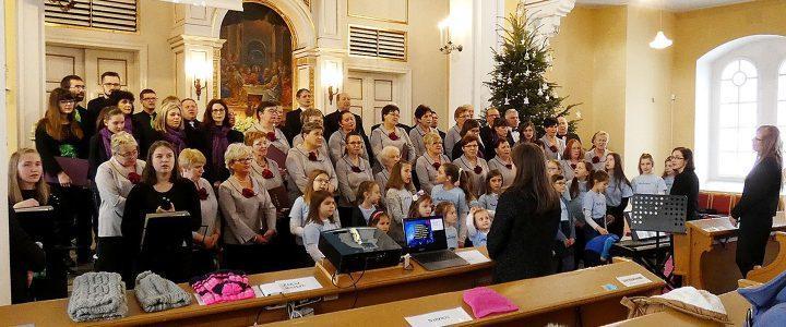 Koncert kolęd w Święto Epifanii w wykonaniu naszych chórów i zespołów