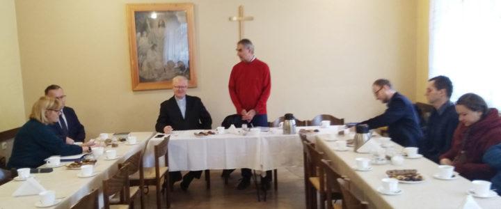 Zebranie sprawozdawcze Filiału w Pierśćcu