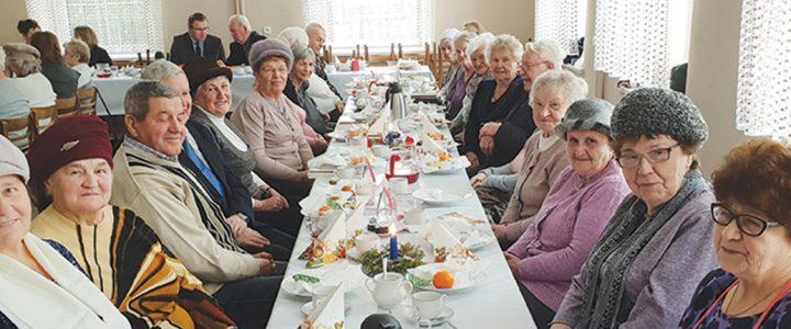 Adwentowe spotkanie dla seniorów w Skoczowie