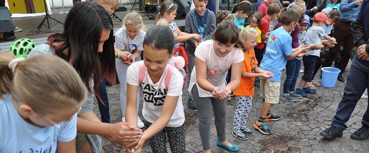 II Igrzyska Dziecięce Kids Games w Skoczowie
