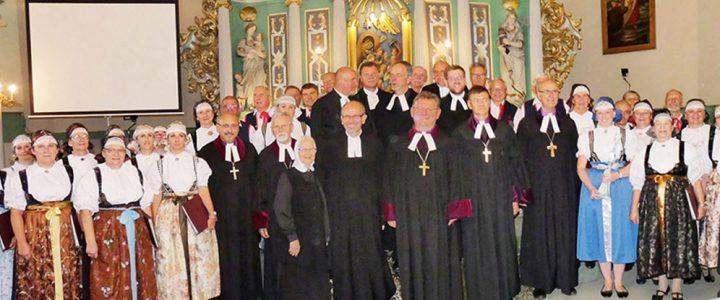 300-lecie kościoła ewangelickiego w Szczytnie