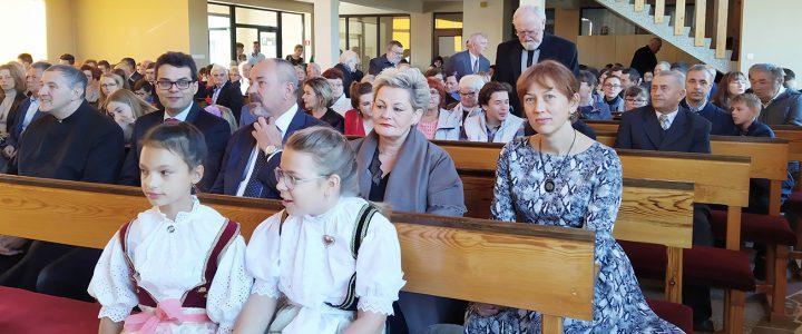 Jubileusz 30-lecia kościoła ewangelickiego w Pierśćcu