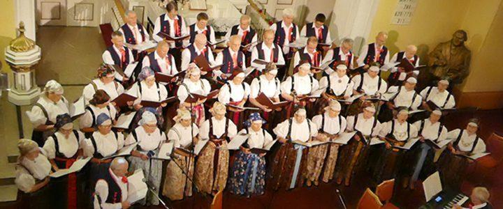 Jubileuszowy Koncert Chóru GLORIA w 100-lecie swojej działalności