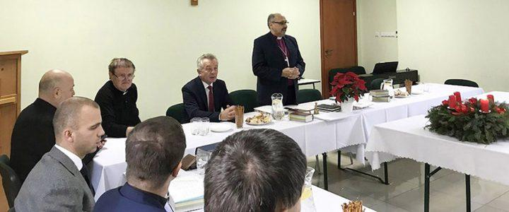 Diecezjalna Konferencja Duchownych w Skoczowie