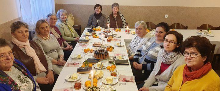 Adwentowo-urodzinowe Koło Pań w Simoradzu