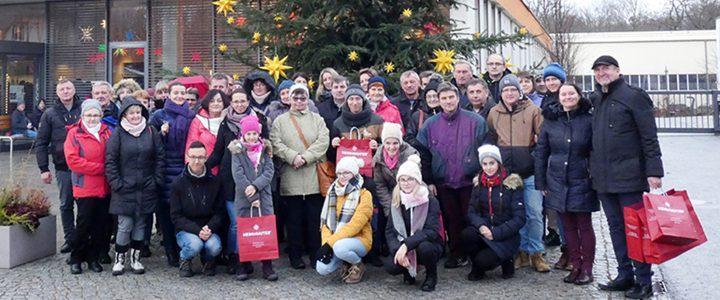 Parafialna wycieczka do Hernnhut i na jarmark świąteczny do Görlitz
