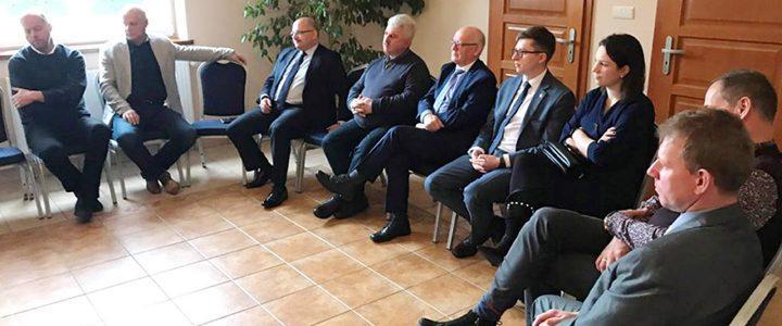 Noworoczne spotkanie ewangelickich samorządowców