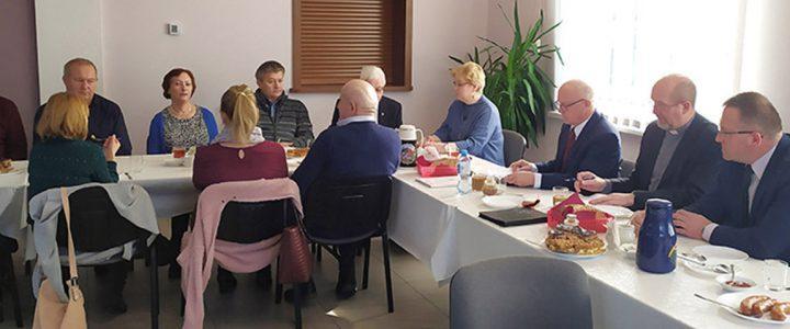 Zebranie sprawozdawcze Filiału w Dębowcu