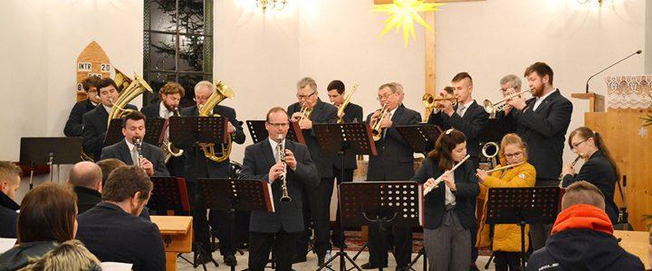 Ekumeniczny Koncert Kolęd w naszym kościele w Dębowcu
