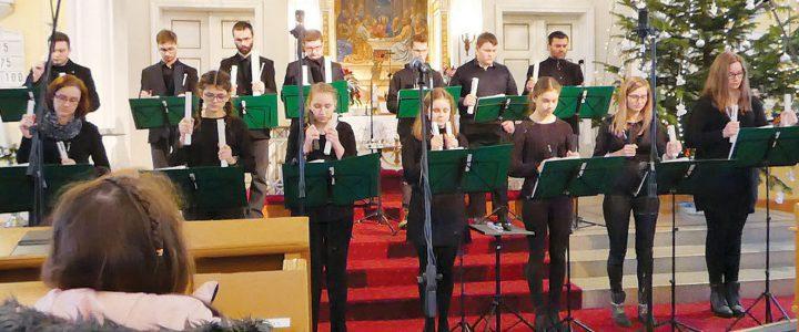 Parafialny Koncert Kolęd w Skoczowie