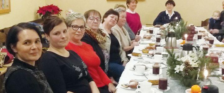 Noworoczne spotkanie Koła Pań w Pierśćcu