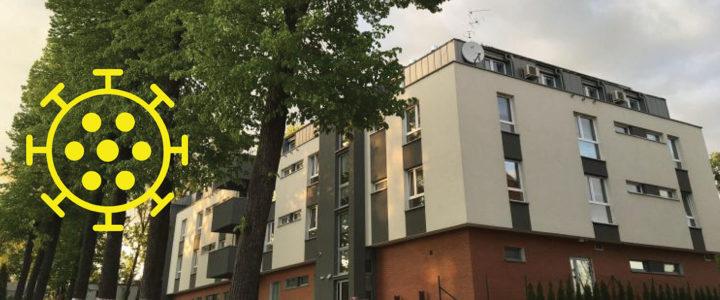 """Prośba o wsparcie – koronawirus w Ewangelickim Domu Opieki """"Ostoja Pokoju"""" w Miechowicach"""