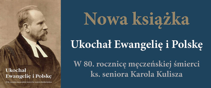 Książka o życiu ks. seniora Karola Kulisza