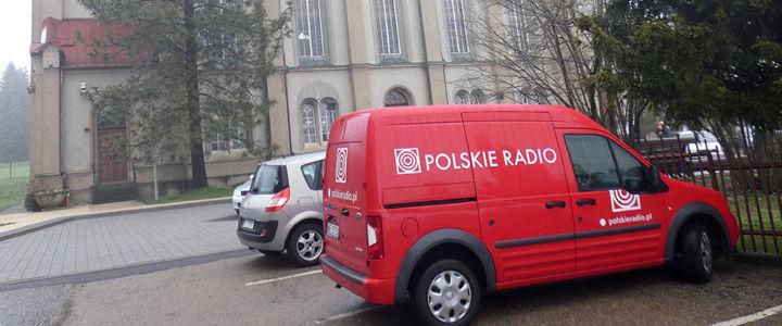 Nagranie nabożeństwa dla Polskiego Radia – 2. Program