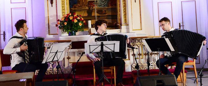 "Koncert Akordeonistów w ramach ""Musica Sacra"" 2021"
